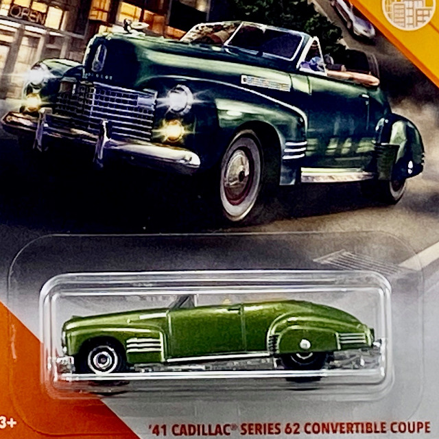 2020 MBX City/'41 Cadillac Series 62 Convertible Coupe / '41 キャデラック シリーズ 62 コンバーチブル クーペ