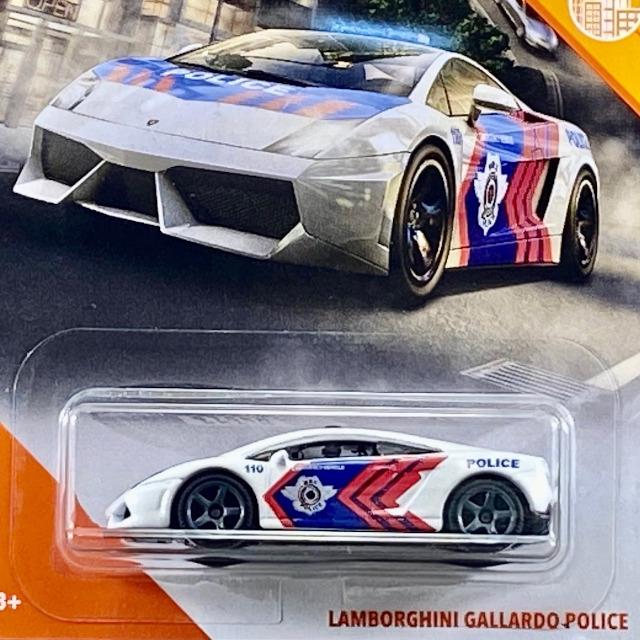 2020 MBX City/Lamborghini Gallardo Police / ランボルギーニ ガヤルド ポリス