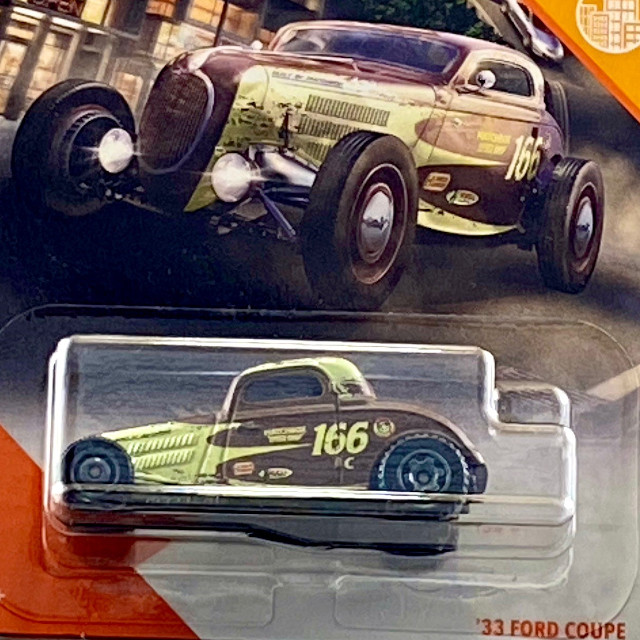 2020 MBX City / '33 Ford Coupe / '33フォード クーペ