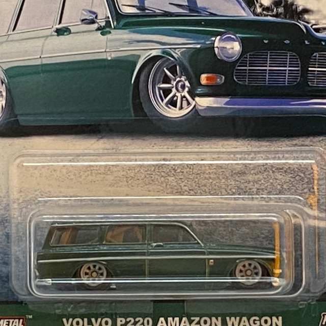 2021 Car Culture / Volvo P220 Amazon Wagon / ボルボ P220 アマゾン ワゴン