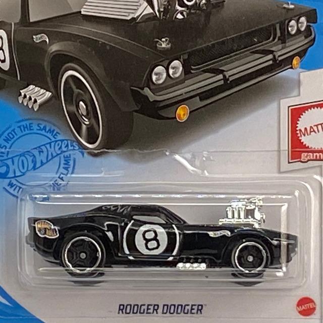 2021 Mattel Games / Rodger Dodger / ロジャー ドジャー