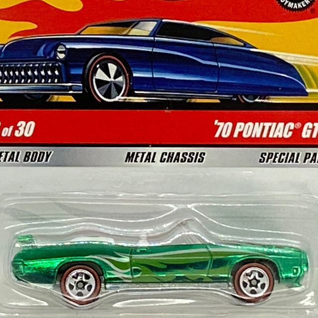 2009 Classics Series 5 / '70 Pontiac GTO / '70 ポンティアック GTO