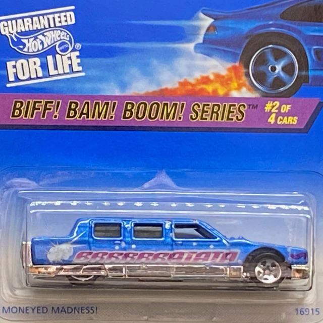 1997 Biff! Bamm! Boom! Series / Limozeen / リムジン