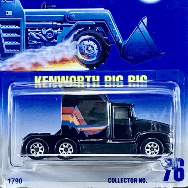 1995 Mainline / Kenworth Big Rig  / ケンワース ビッグリグ
