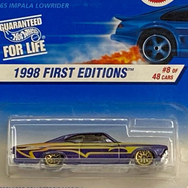 1998 First Editions / '65 Impala Lowrider / '65 インパラローライダー