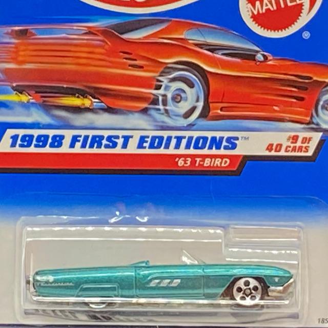 1998 First Editions / '63 T-Bird / '63ティーバード