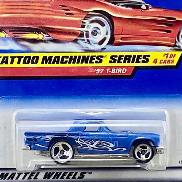 1998 Tattoo Machines / '57 T-Bird / '57 Tバード