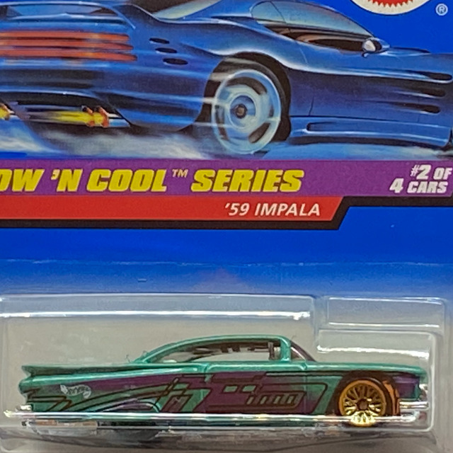 1998 Low 'N Cool / '59 Impala / '59 インパラ