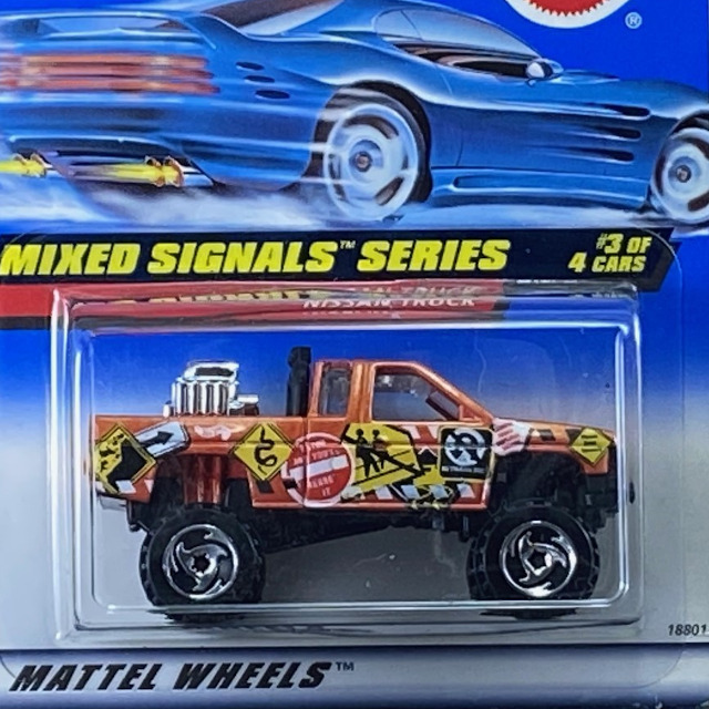1998 HW Mixed Signals /  Nissan Truck / ニッサン トラック