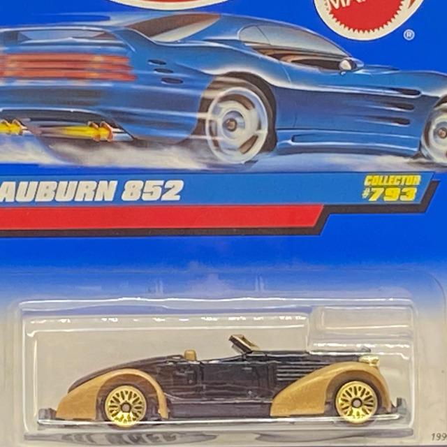 1998 HW Mainline / Auburn 852 / オーバーン 852