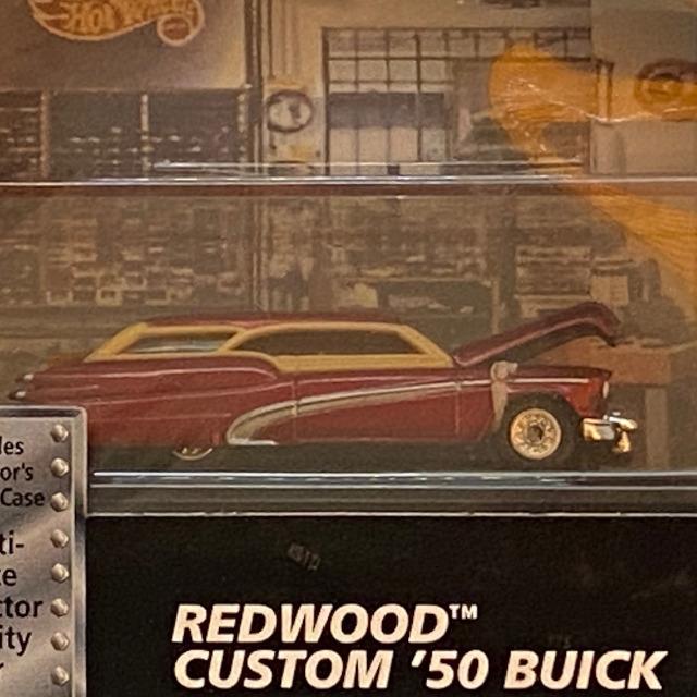 1999 Cool Collectibles / Redwood Custom '50 Buick / レッドウッド カスタム '50 ビュイック