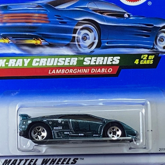 1999 HW X-Ray Cruiser / Lamborghini Diablo / ランボルギーニ ディアブロ