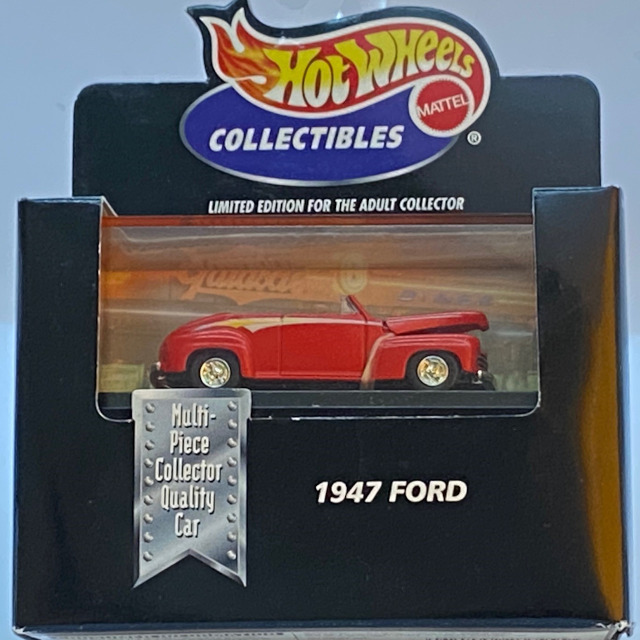2000 Cool Collection / '47 Ford Convertible / '47 フォード コンバーチブル