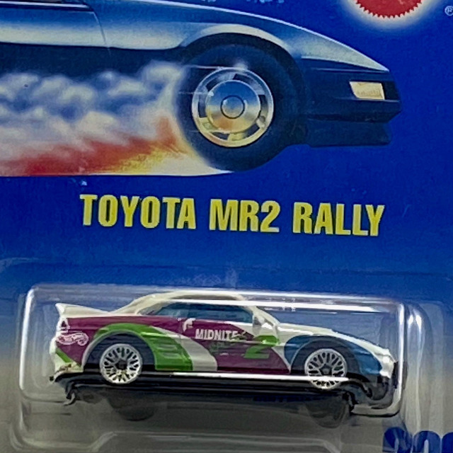 1997 Racing World / Toyota MR2 Rally / トヨタ MR2 ラリー