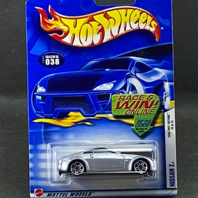 2002 HW First Editions /  Nissan Z / ニッサン Z