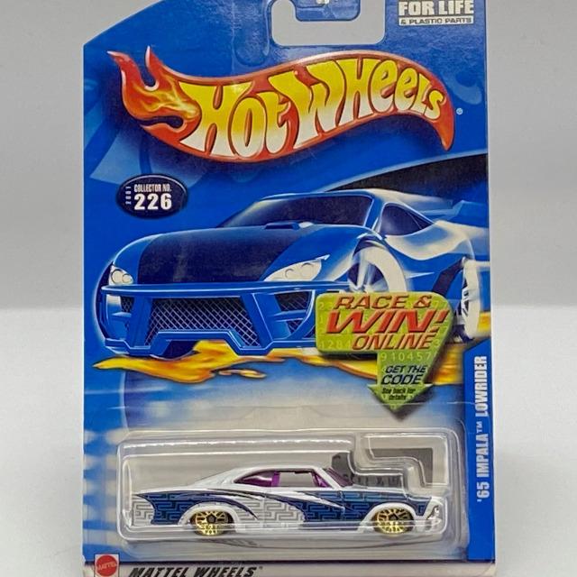2001 HW Mainline / '65 Impala Lowrider / '65 インパラ ローライダー