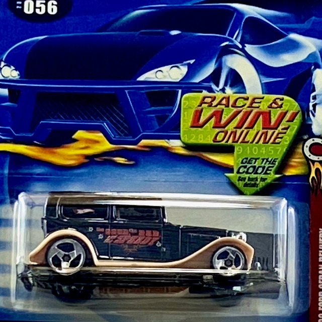 2002 Wild Frontier  / '32 Ford Sedan Delivery / '32 フォード セダン デリバリー