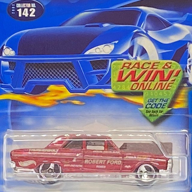 2002 HW Mainline / Ford Thunderbolt / フォード サンダーボルト