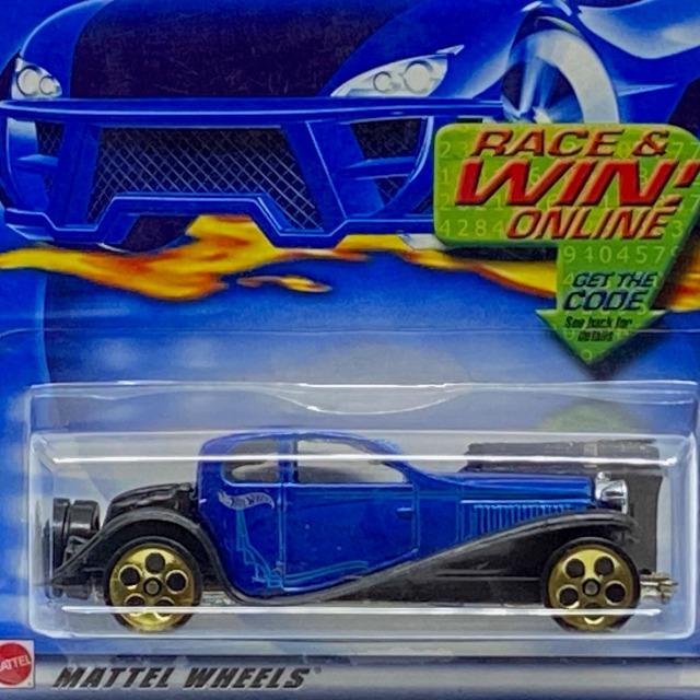 2002 Mainline / 1932 Bugatti Type 50 / 1932 ブガッティ タイプ 50