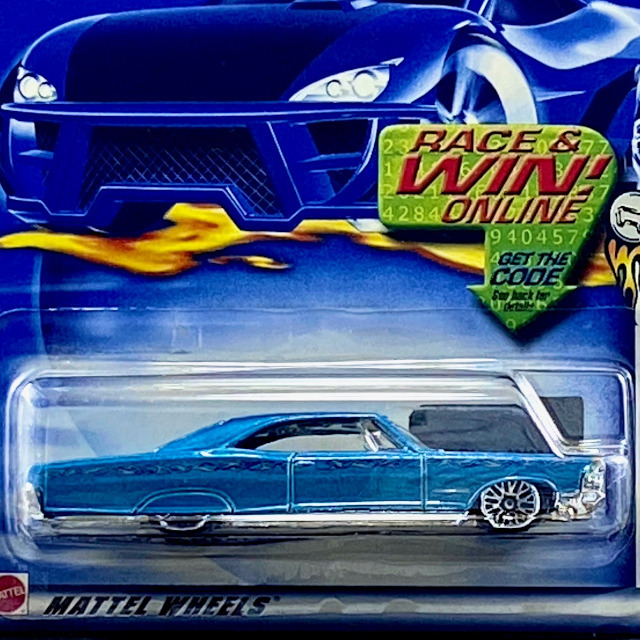 2003 First Editions / Pontiac Bonneville 1965 / ポンティアック ボンネビル 1965