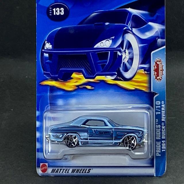 2003 HW Prime Rides / 1964 Buick Riviera / 1964 ビュイック リビエラ