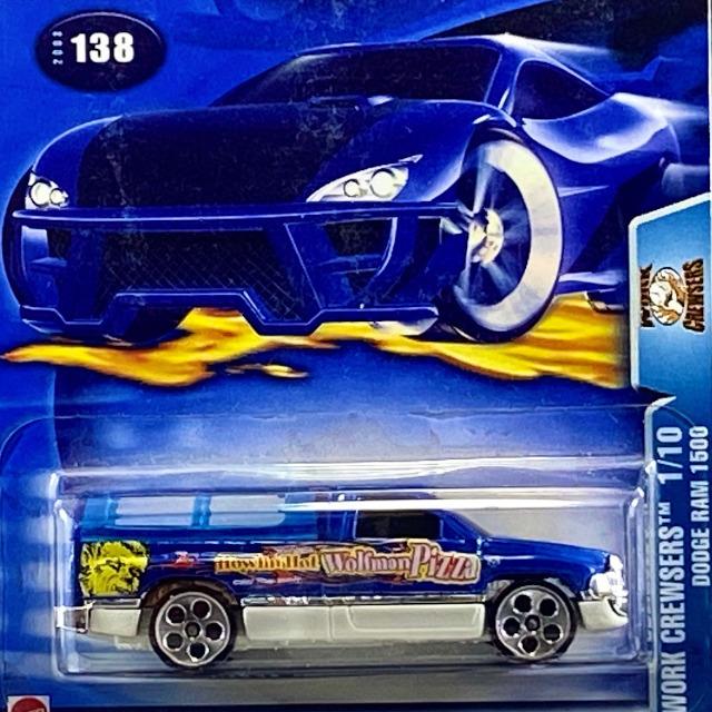 2003 Work Crewsers / Dodge Ram 1500 / ダッジ ラム 1500