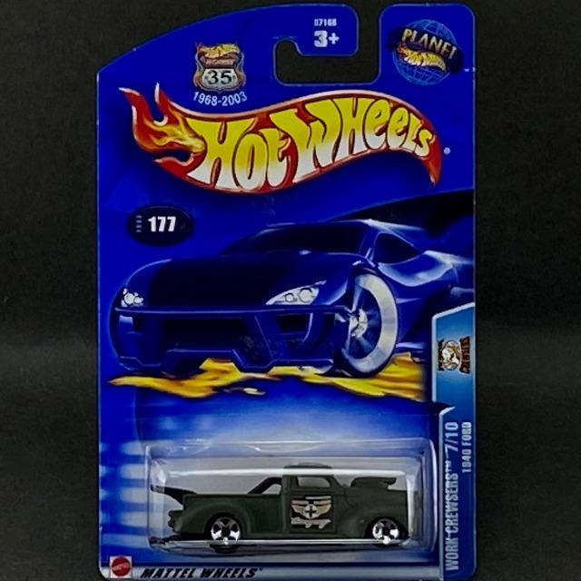 2003 HW Work Crewsers / 1940 Ford / 1940 フォード゙