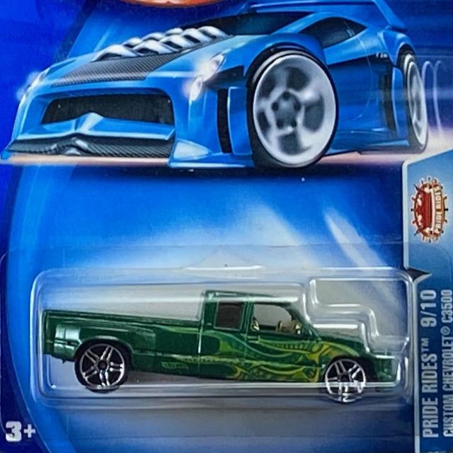 2003 HW Pride Rides / Custom Chevrolet C3500 / カスタム シボレー C3500