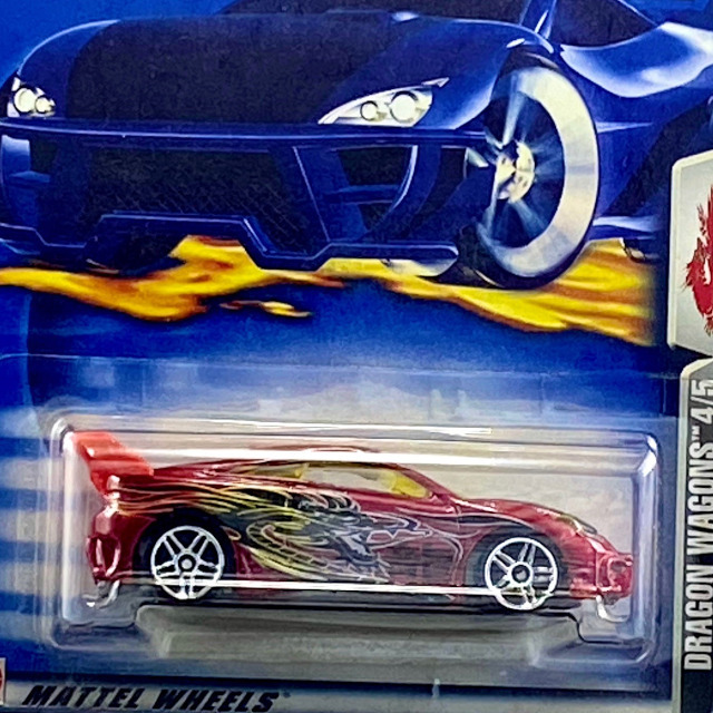 2003 Dragon Wagons Series / Toyota Celica / トヨタ セリカ