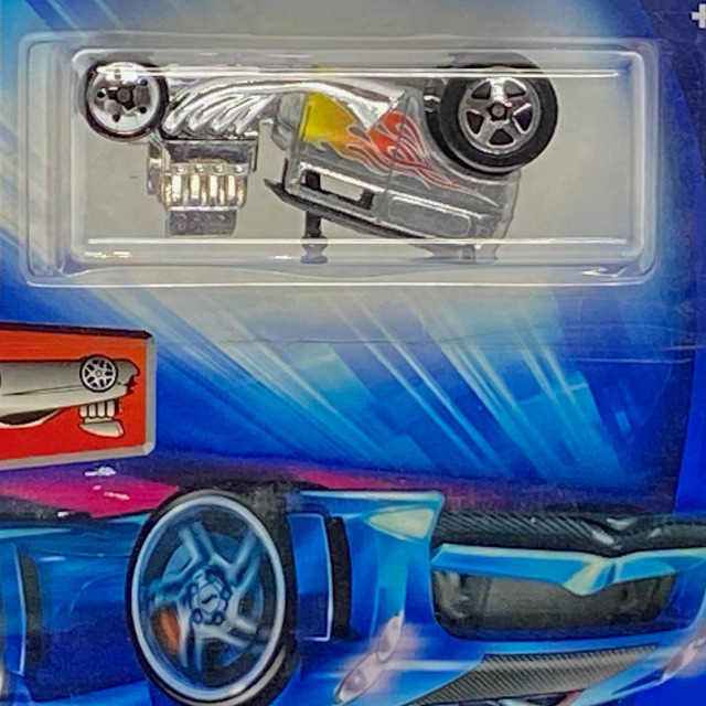 2004 First Editions / Tooned Shift Kicker /トゥーンド シフト キッカー