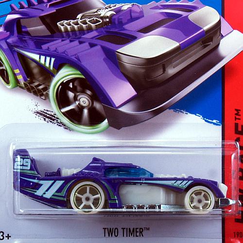2014 HW RACE / Two Timer (PPL) / トゥタイマー