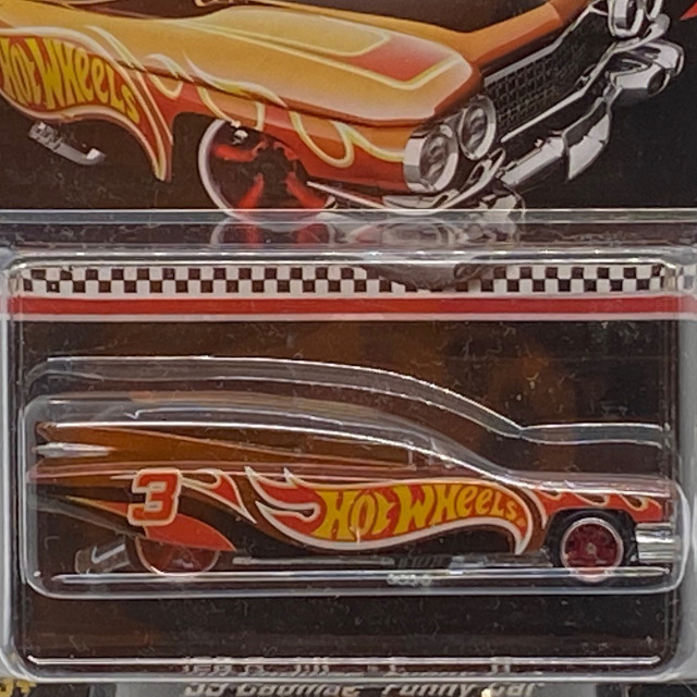 2014 Collector Edition / '59 Cadillac Funny Car / '59 キャデラック ファニー カー