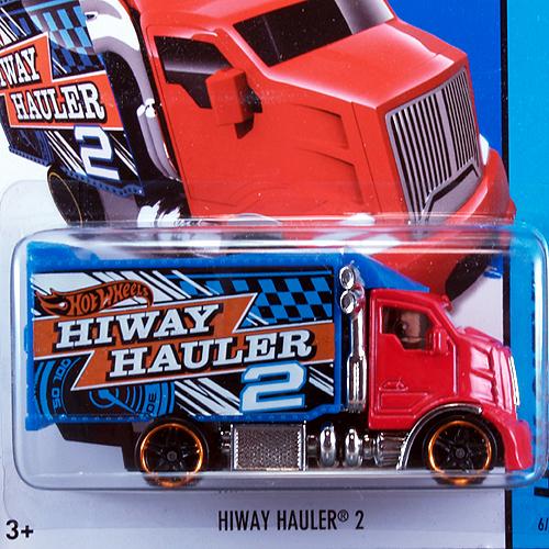 2014 HW CITY WORKS / HIWAY HAULER  2 / ハイウェイ・ハウラ-2