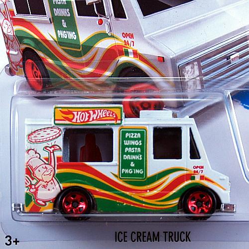 2014 HW CITY / Ice Cream Truck