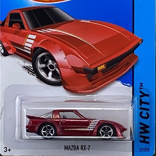MAZDA RX-7/マツダ RX7