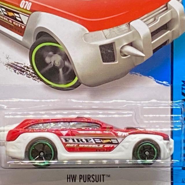 2014 HW Rescue / HW Pursuit / HW パシュート