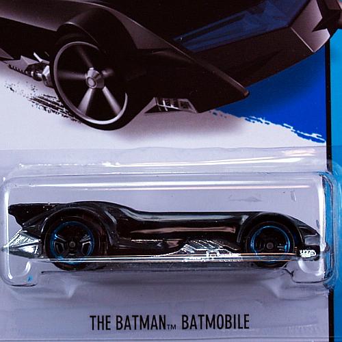 2014 HW CITY / THE BATMAN BATMOBILE / ザ・バットマン バットモービル
