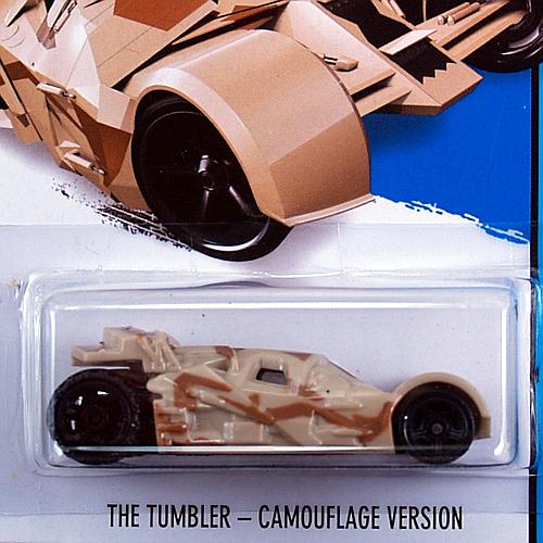 2014 HW CITY / THE TUMBLER CAMOUFLAGE VERSION / ザ・タンブラー カモフラージュ ヴァージョン