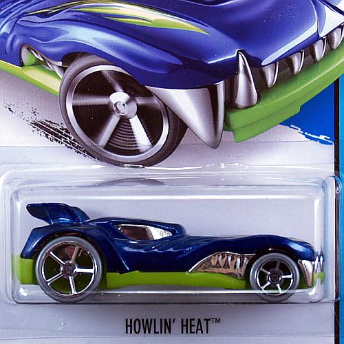 2014 HW CITY / Howlin Heat (BLU) / ホーリン・ヒート