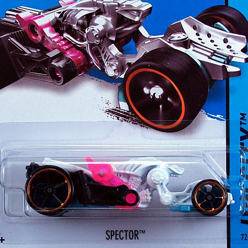 2014 HW CITY / SPECTOR / スペクター