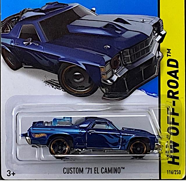 TH Custom '71 E l Camino/TH カスタム '71 エルカミーノ