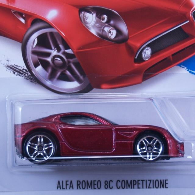 2014 HW CITY / ALFA ROMEO 8C COMPETIZIONE / アルファロメオ 8C コンペティション