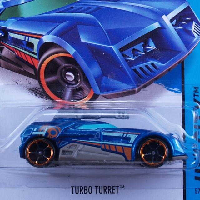2014 HW CITY / Turbo Turret
