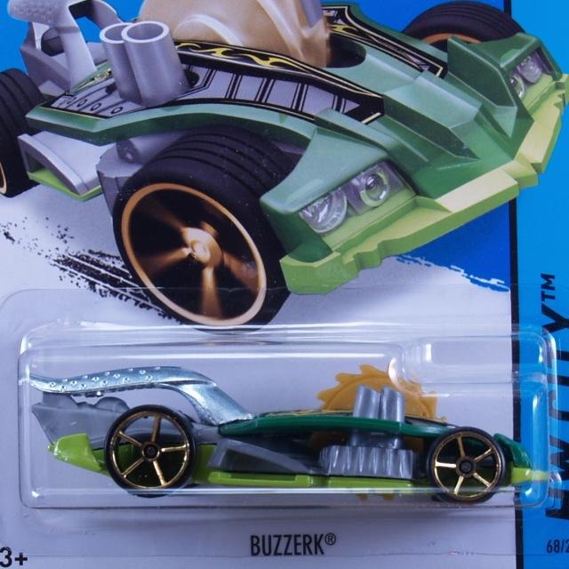 2014 HW CITY / Buzzerk (GRN) / バザーク