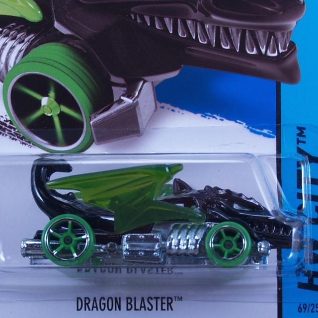 2014 HW CITY / DRAGON BLASTER / ドラゴンブラスター