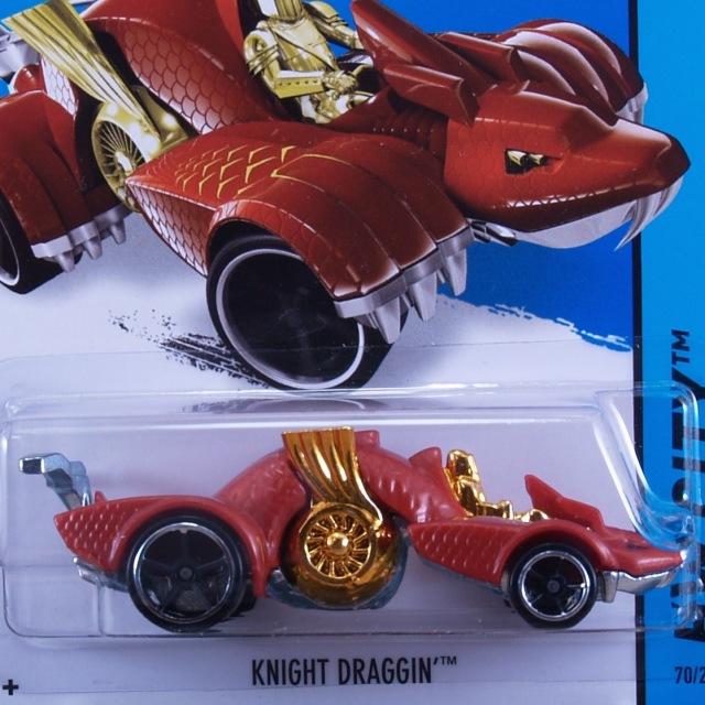2014 HW CITY / Knight Draggin' (BRW) / ナイトドラッギン