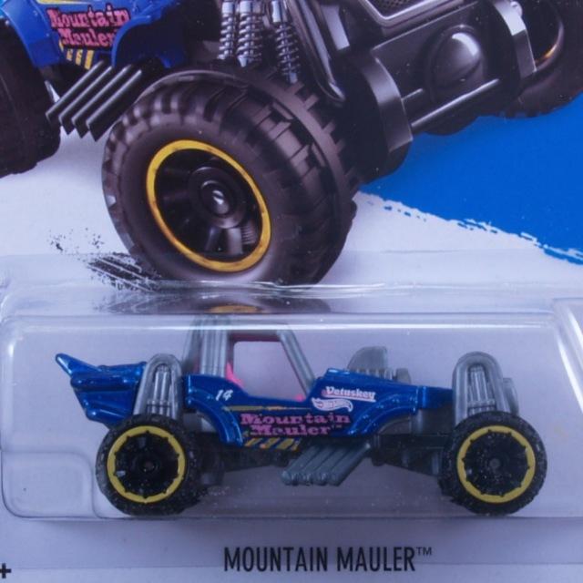 2014 HW OFF-ROAD / Mountain Mauler (BLU) / マウンテン・モーラー