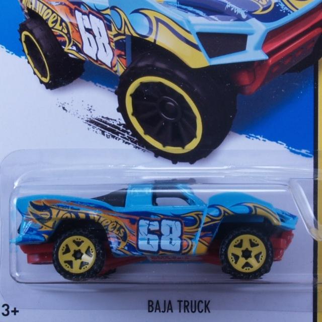 2014 HW OFF-ROAD / Baja Truck (BLU) / バハ・トラック
