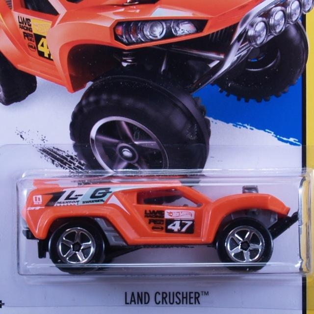 2014 HW OFF-ROAD / Land Crusher (ORG) / ランドクルーザー