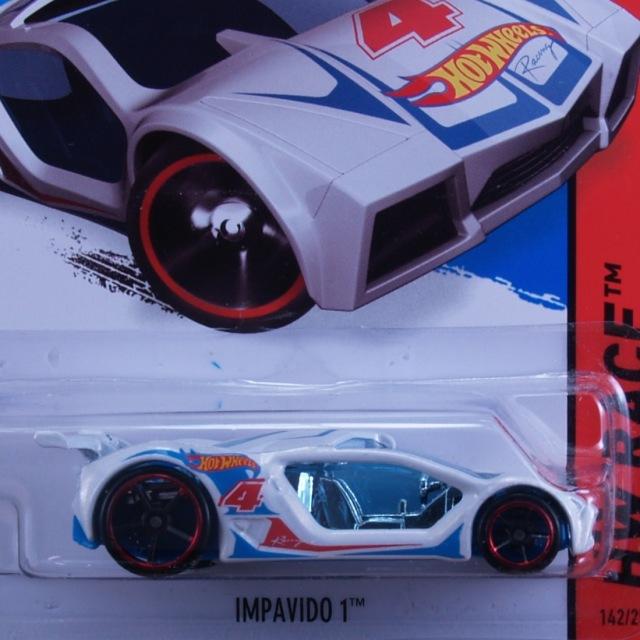2014 HW RACE / Impavido 1 (WHT)